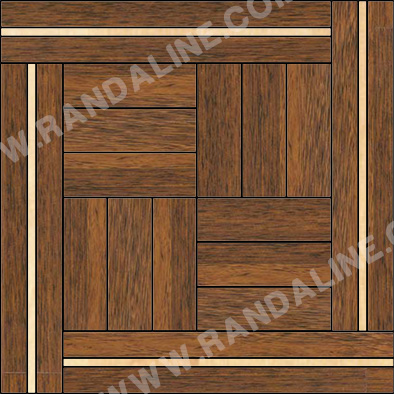 Bessica - Pavimenti in legno intarsiato Randa Line