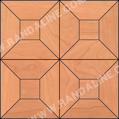 Bevilacqua - Pavimenti in legno intarsiato Randa Line