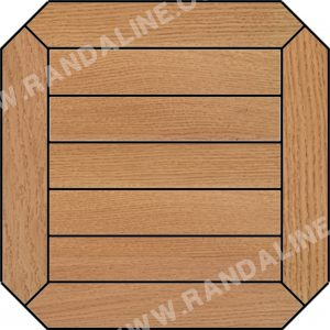 Randaline Pavimenti in legno intarsiati Casoni