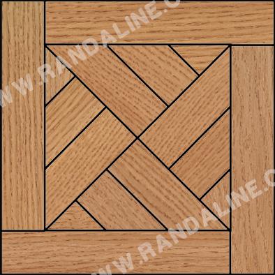 Randaline Pavimenti in legno intarsiati Cassola