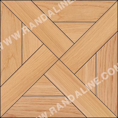 Randa Line quadrotta geometrica Este