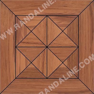 Pavimenti in legno intarsiati pregiati Lonigo