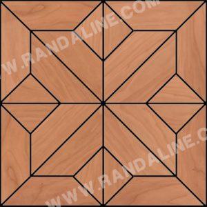 Pavimenti in legno intarsiati a Maserà