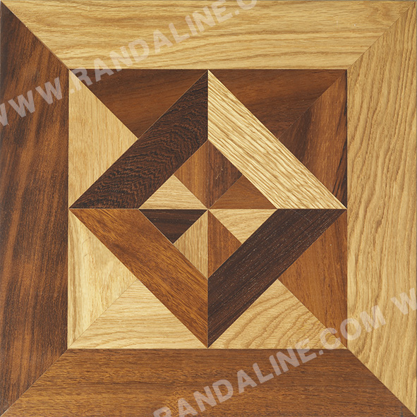 Murano - Pavimenti in legno intarsiato Randa Line