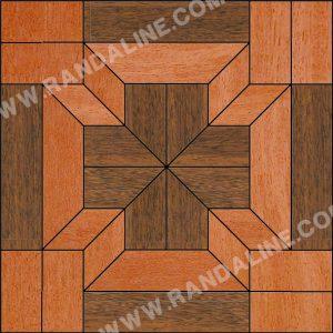 Pavimenti in legno intarsiati pregiati Pojana