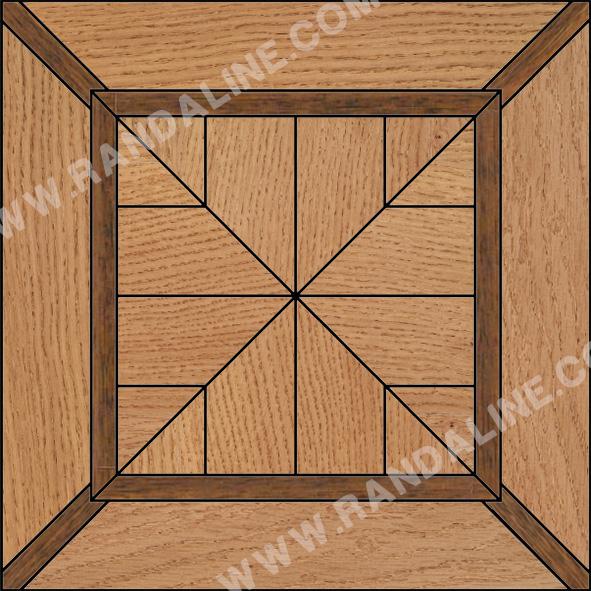 Pavimenti in legno intarsiati pregiati Povegliano