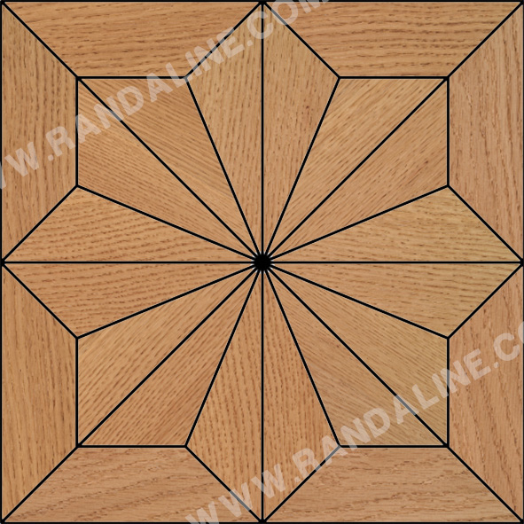 Randa Line quadrotta geometrica Rossano