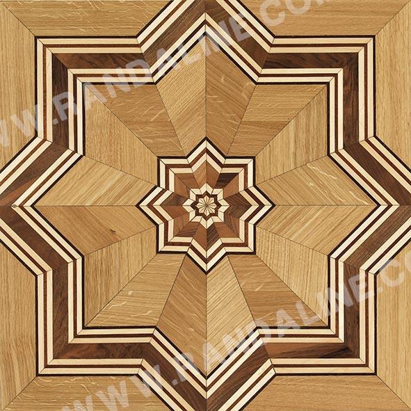 RandaLine Pavimenti in legno intarsiato Vallese