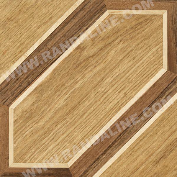 randaline quadrotta geometrica basilea - Pavimenti in legno intarsiato Randa Line