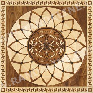 RandaLine Pavimenti in legno intarsiato Capuleti