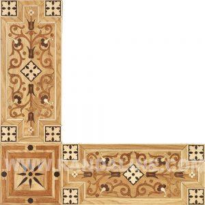 Randaline Pavimenti in legno decorazioni Greche