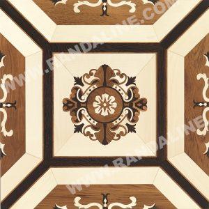 Randaline Pavimenti in legno intarsiati Meneghina