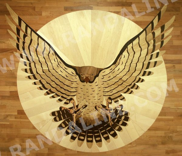 randaline decori falco - Pavimenti in legno intarsiato Randa Line