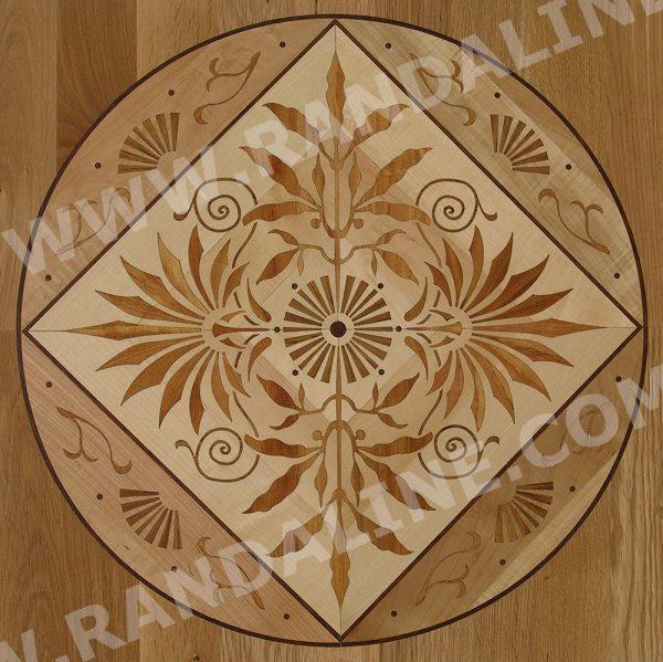 randaline decori grimani - Pavimenti in legno intarsiato Randa Line
