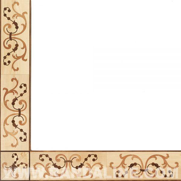 randaline greca brembo - Pavimenti in legno intarsiato Randa Line
