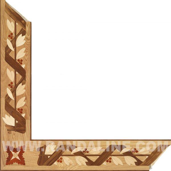 randaline greca danubio - Pavimenti in legno intarsiato Randa Line