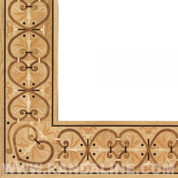 randaline greca linth - Pavimenti in legno intarsiato Randa Line