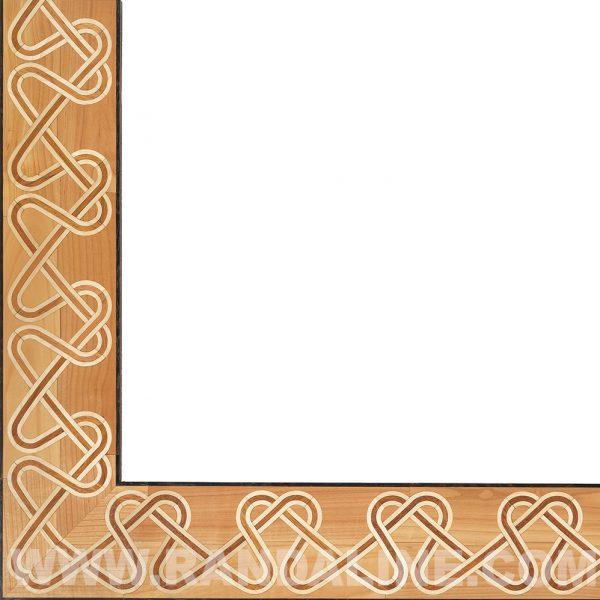 randaline greca mosa - Pavimenti in legno intarsiato Randa Line