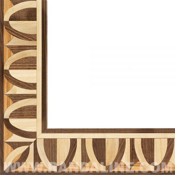 randaline greca nistro - Pavimenti in legno intarsiato Randa Line