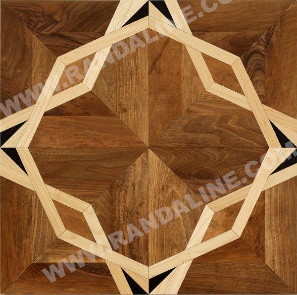 Randaline Pavimenti in legno intarsiati Asolo