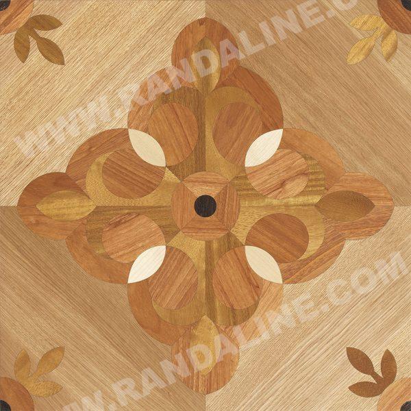 randaline quadrotta intarsiata lignano - Pavimenti in legno intarsiato Randa Line