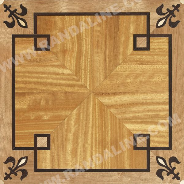 randaline quadrotta intarsiata merano - Pavimenti in legno intarsiato Randa Line