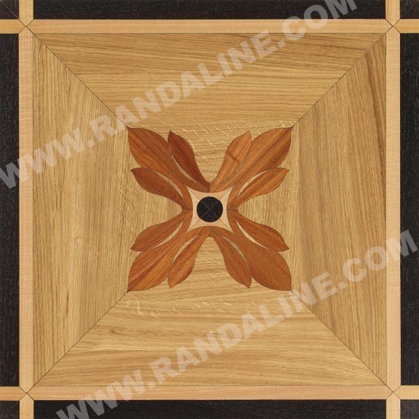 randaline quadrotta intarsiata nyon - Pavimenti in legno intarsiato Randa Line