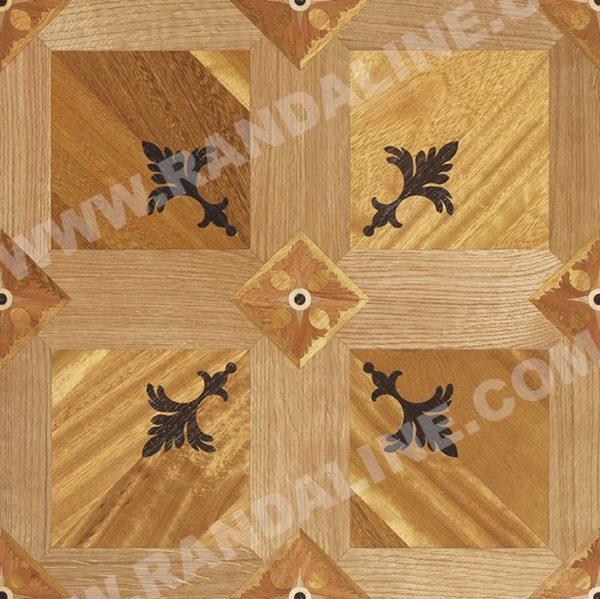 randaline quadrotta intarsiata schio - Pavimenti in legno intarsiato Randa Line