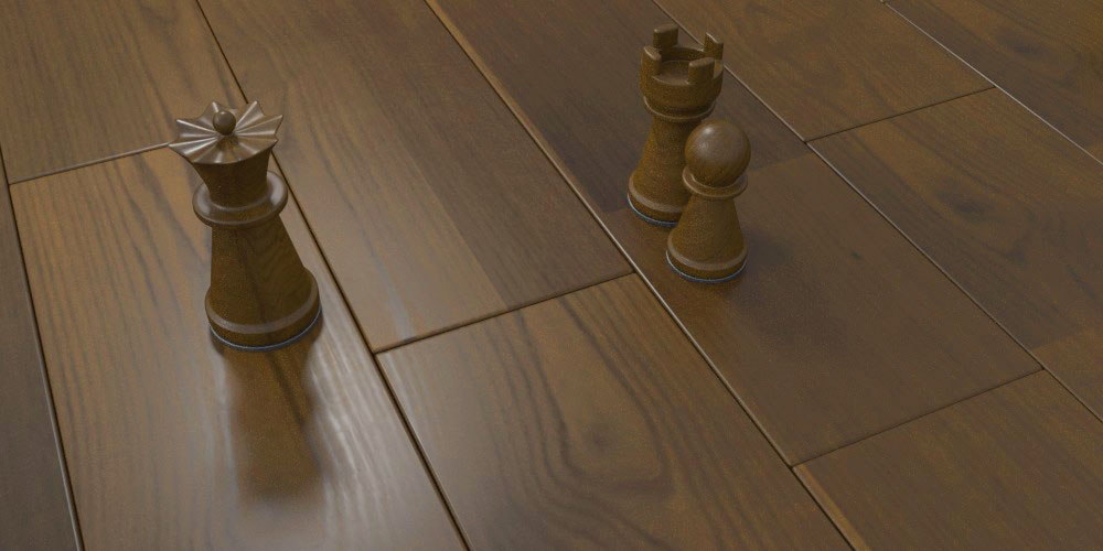 randaline legno castagno - Pavimenti in legno intarsiato Randa Line