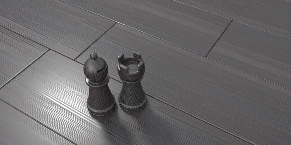 randaline legno ebano - Pavimenti in legno intarsiato Randa Line