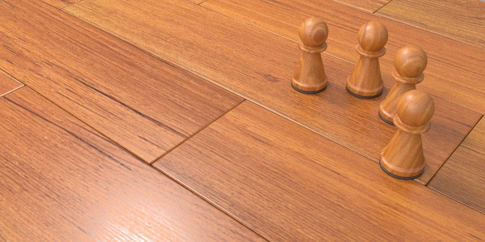 randaline legno teak - Pavimenti in legno intarsiato Randa Line