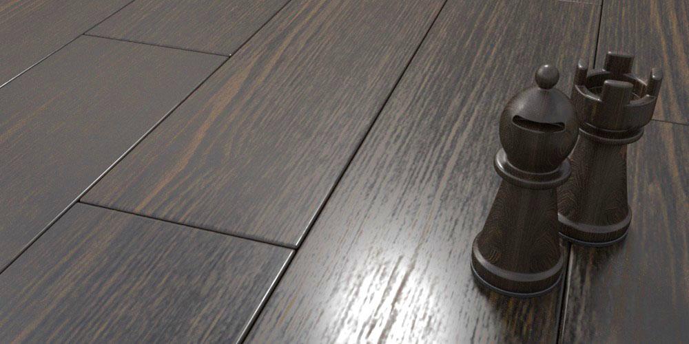 randaline legno wenge - Pavimenti in legno intarsiato Randa Line