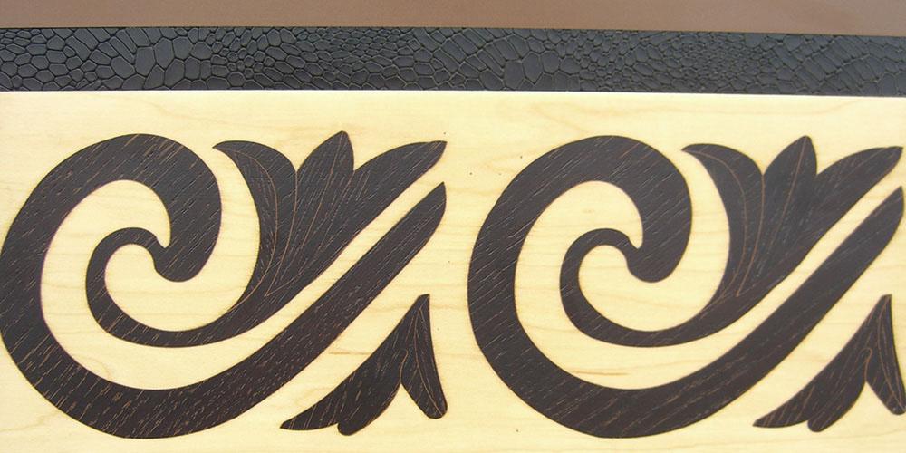 randaline pelle - Pavimenti in legno intarsiato Randa Line