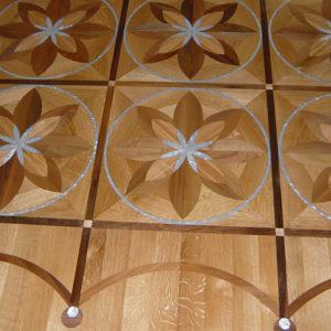 Quadrotte geometriche