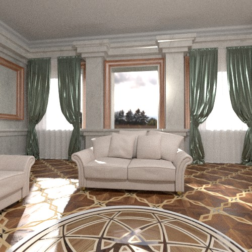 randaline salone andromeda static - Pavimenti in legno intarsiato Randa Line