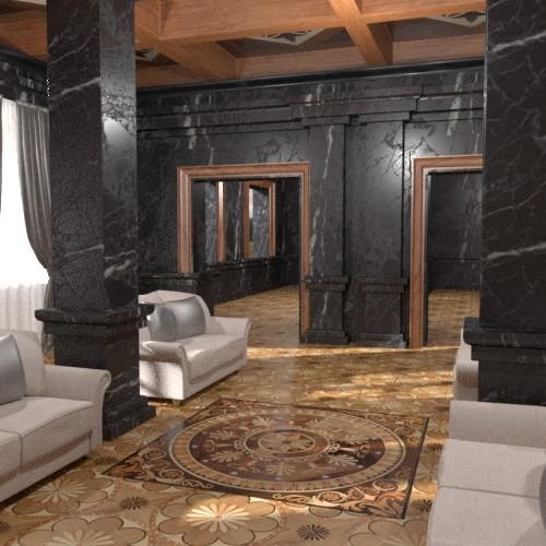 randaline salone sirio static - Pavimenti in legno intarsiato Randa Line